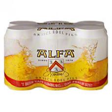 Alfa Bier Blik Pack 24x33cl