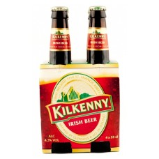 Kilkenny Bier Flesjes, Doos 6x4x33cl