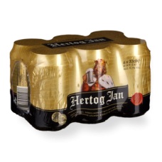 Hertog Jan Bier Blikjes, Tray 24x33cl