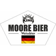 Moore Weizen Bier Fust Vat 20 Liter | Moore Pils Les Money! Huismerk!