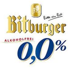 Bitburger 0.0 Drive Alcoholvrij Bier Fust 30 Liter (Bestel Product)