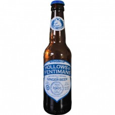 Hollows & Fentimans Ginger Beer 33cl, Doos 12 flesjes