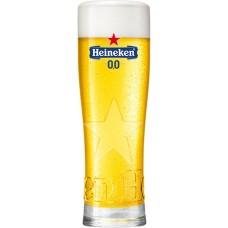 Heineken 0.0 Bierglas 25cl Doos 6x25cl