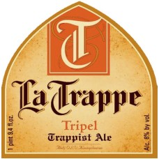 La Trappe Tripel Bier Fust Vat 20 Liter