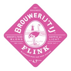 Brouwerij 'T IJ Flink Bier Fust 20 Liter
