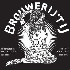 Brouwerij 't ij Ipa Bier Fust 20 Liter