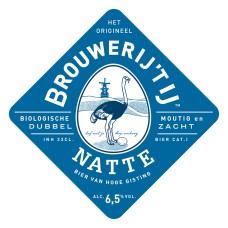 Brouwerij 't Ij Natte Bier Fust 20 Liter