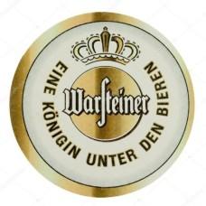 Warsteiner Bierviltjes Rol 100 stuks