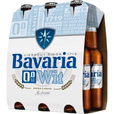 Bavaria Witbier 0,0% Alcoholvrij Bier Krat 24x30cl