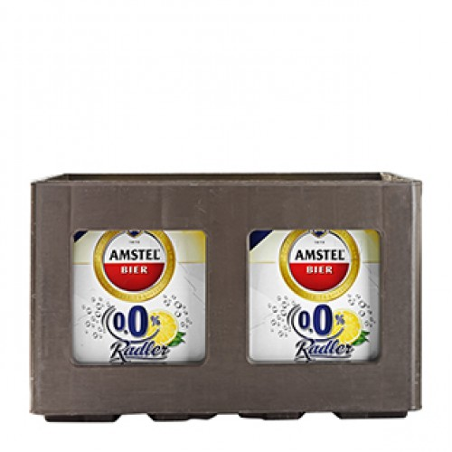 amstel radler 0 0 fles krat 30cl kopen en bestellen. Black Bedroom Furniture Sets. Home Design Ideas