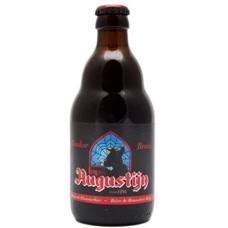 Augustijn Bruin Bier Flesjes Krat 24x33cl