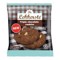 De Lekkerste American Cookies apart verpakt Doos 10 stuks 37.5 gram