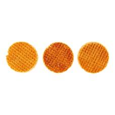 Mini Stroopwafels XL Doos 2,5 kilo Daelmans
