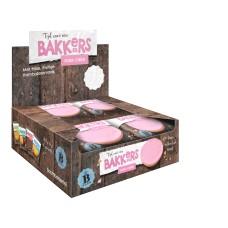 Roze Cake Displaydoos 12 stuks 65 gram Boom