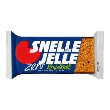 Snelle Jelle ZERO Kruidkoek Displaydoos 14 stuks 42 gram