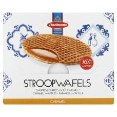Stroopwafels doos 36 stuks 39 gram Daelmans