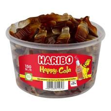 Haribo Cola Snoepjes Silo Emmer 150 stuks