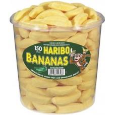 Haribo Gesuikerde Bananen Silo Emmer 150 snoepjes