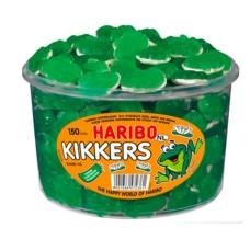 Haribo Kikkers Snoepjes Silo Emmer 150 stuks