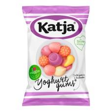 Katja Yoghurtgums Doos 12 zakken 325 gram