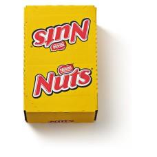 Nuts Chocolade Repen 51 Gram Doos 24 Stuks