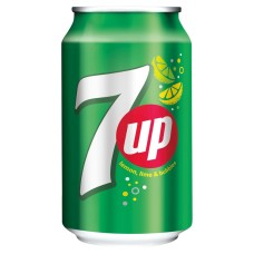 7up Blikjes, Tray 24 Blikjes 33cl