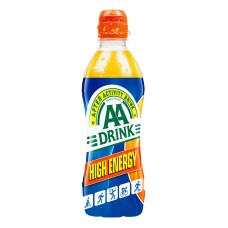 AA Drink Orange High Energy Pet, Doos 20x50cl