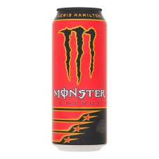 Monster Lewis Hamilton Tray 12 Blikjes 50cl