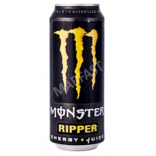 Monster Ripper Energy Drink Blik, Tray 12x50cl