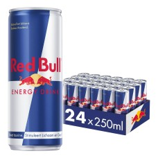 Red Bull Energy Drink Blikjes Tray 24x25cl