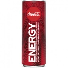 Coca Cola Energy Drink Blikjes Tray 12x25cl