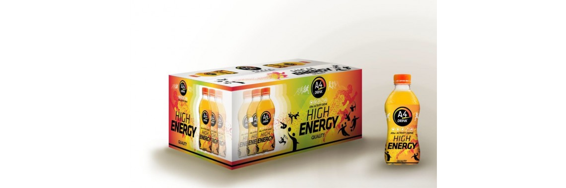 A4 High Energy Drink
