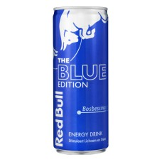 Red Bull Blue Edition Blik Tray 12x25cl