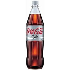 Coca Cola Light (D) Pet Fles, Krat 12x1 Liter