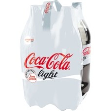 Coca Cola Light Pet Fles, Pak 4x1,5 Liter (Duits)