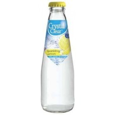 Crystal Clear Lemon Fles, Krat 28x20cl