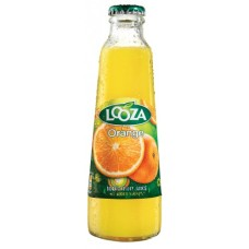 Looza Jus d'Orange Fles, Krat 24x20cl