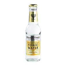 Fever Tree Indian Tonic Fles, Doos 24 Flesjes 20cl