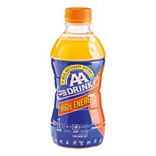 AA Drink High Energy Orange, Doos 24x33cl