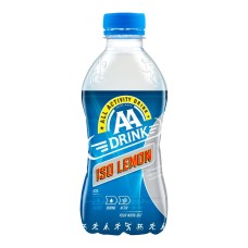 AA Drink Iso Lemon Pet Fles Doos 33cl x 24