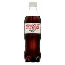 Coca Cola Light Plastic Pet 50cl, Tray 12 Flesjes