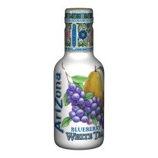 Arizona Blueberry White Tea Flesje 50cl Tray 6 Stuks