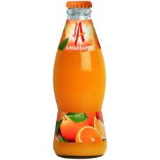 Appelsientje Sinaasappelsap Horeca Krat 24 flesjes 20cl