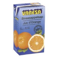 Varesa Sinaasappelsap Pak, Tray 12x100cl
