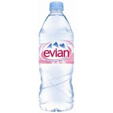 Evian Mineraalwater Pet Fles, Pak 6x150cl