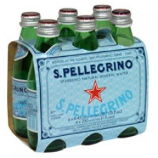 San Pellegrino Bruisend Bronwater, Doos 24x25cl