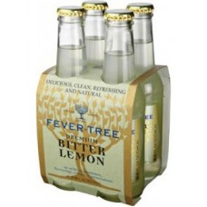 Fever Tree Bitter Lemon Fles, Doos 24x20cl