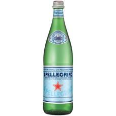 San Pellegrino Bronwater Fles, Doos 12x75cl