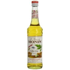 Monin Toffee Nut Siroop 70cl
