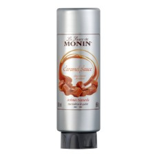 Monin Caramel Toppingsaus 50cl